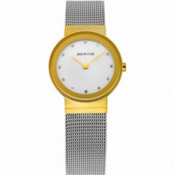 Reloj Bering 10122‐001 Mujer Blanco Classic Collection