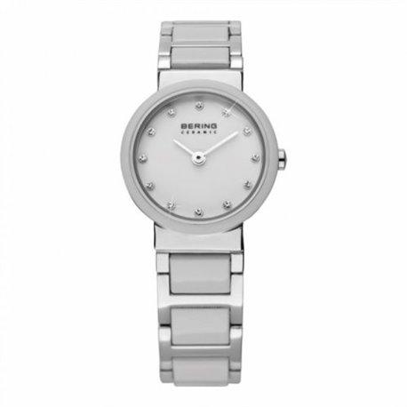 Reloj Bering 10122‐001 Mujer Blanco Classic Collection
