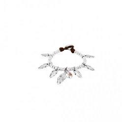 Abalorio Charm Pandora 791969NCB Mujer Plata Cristal Warriors
