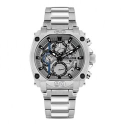 Reloj Guess Gents Metropolitans W0792G1 Hombre Blanco