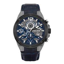 Reloj Guess Gents Metropolitans W0792G4 Hombre Negro