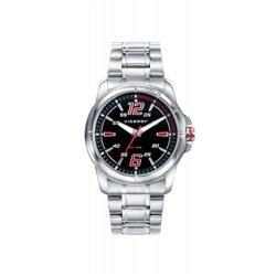 Reloj Guess Gents Escrow W0664G1 Hombre Negro
