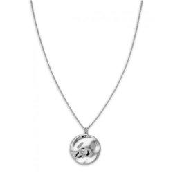 Pendientes Davite & Delucchi BBS0733308 mujer oro blanco Diamantes