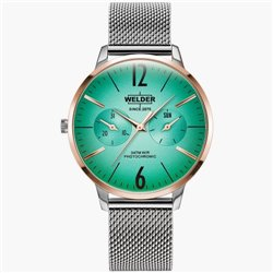 Reloj Radiant BROOKLYN RA454602 Hombre Blanco Multifunción