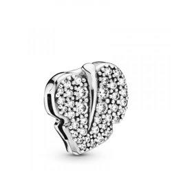 Pulsera Pandora 597558CZ-2 mujer plata circonita