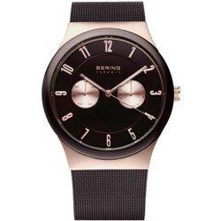 Reloj Alfex 5711-004 Mujer Negro Cuarzo Armis