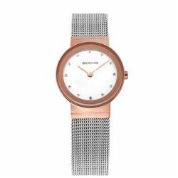 Reloj DKNY NY3835 Mujer Blanco Rectangular Cerámica