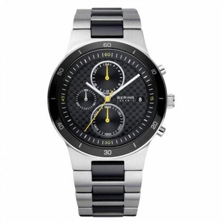 Reloj Bering 10729‐767 Mujer Azul Ceramic Collection Cuarzo