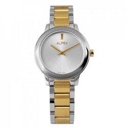 Reloj Bering 11927‐000 Mujer Blanco Classic Collection Cuarzo