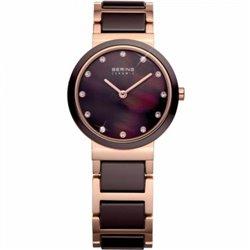 Reloj Bering 11927‐004 Mujer Nácar Classic Collection Cuarzo