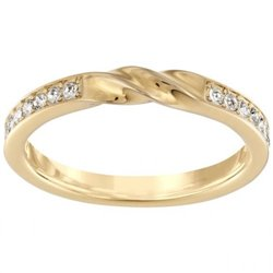 Cadena y colgante Bolt micro SWAROVSKI 5098365 Mujer PVD Dorado