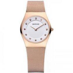 Reloj Bering 32426‐767 Mujer Azul Ceramic Collection Cuarzo