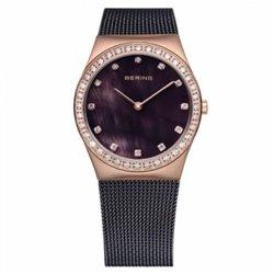 Reloj Bering 11139‐402 Caballero Negro Classic Collection Cuarzo
