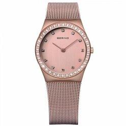 Reloj Bering 11139‐404 Caballero Blanco Classic Collection Cuarzo