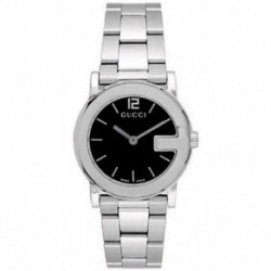 Reloj Gucci YA101505 Mujer Negro Armis Cuarzo
