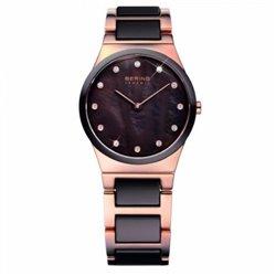 Reloj Gucci YA111304 Unisex Blanco Cocodrilo Cuarzo