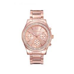 Reloj Bering Classic Collection 11935-366 Mujer Acero Rosé Cuarzo