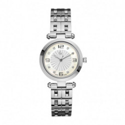 Reloj Guess Collection X17106L1S Mujer Nácar Armis Diamantes