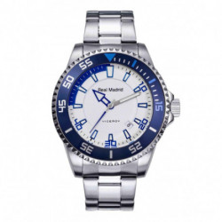 Reloj Viceroy 432883-07 Hombre Blanco Real Madrid Armis