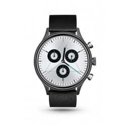 Reloj NIXON Sentry A3561919 hombre plateado calendario