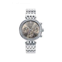 Reloj POLICE Belmont R1451280001 hombre plateado calendario