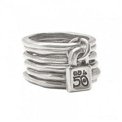 Reloj Uno de 50 Es la hora REL0102NGRGR0U Mujer Negro