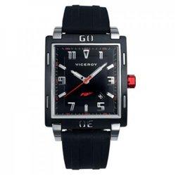 Reloj Viceroy 46561-05 Niño Blanco Nailon Multifunción