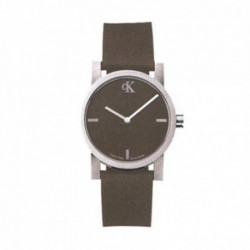Reloj Calvin Klein K7111.63 Mujer Marrón Cuarzo Analógico