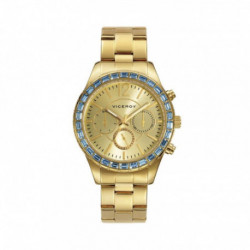 Reloj Viceroy 40804-65 Mujer Dorado Armis Multifunción