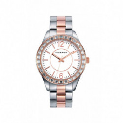 Reloj Viceroy 40806-05 Mujer Blanco Armis Cuarzo