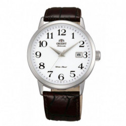 Reloj Orient ER27008W Hombre Blanco Automático Analógico