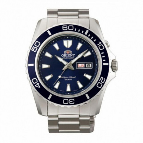 Reloj Orient FEM75002D Hombre Azul Automático Mako