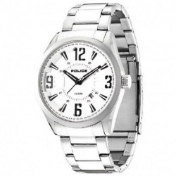 Reloj POLICE R1453216001 Hombre Blanco Cuarzo Analógico