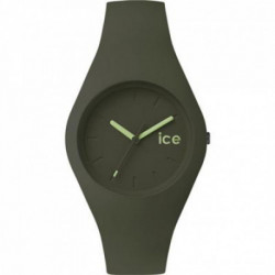 Reloj Ice-Watch Glam ICE.FT.OLV.U.S.14 Hombre Gris Silicona