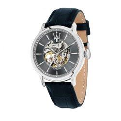 Reloj Seiko SNP113P1 Hombre Azul Premier Kinetic