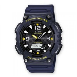 Reloj Vanessia Time VT0140 Unisex Amarillo Cuarzo  Analógico