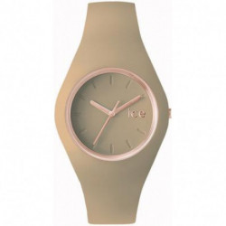 Reloj Ice-Watch Glam ICE.GL.CAR.U.S.14 Mujer Marrón Silicona